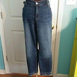 LOFT Plus Size 22 Modern Skinny Jeans